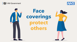 Face coverings: when to wear one and who is exempt
